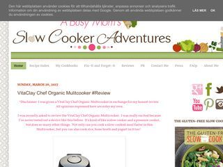 slow cooker adventures