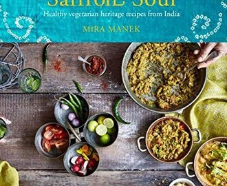 Saffron Soul review and giveaway