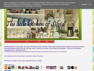 The little kitchen of Silvia