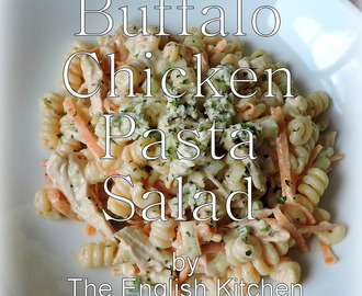 Buffalo Chicken Pasta Salad