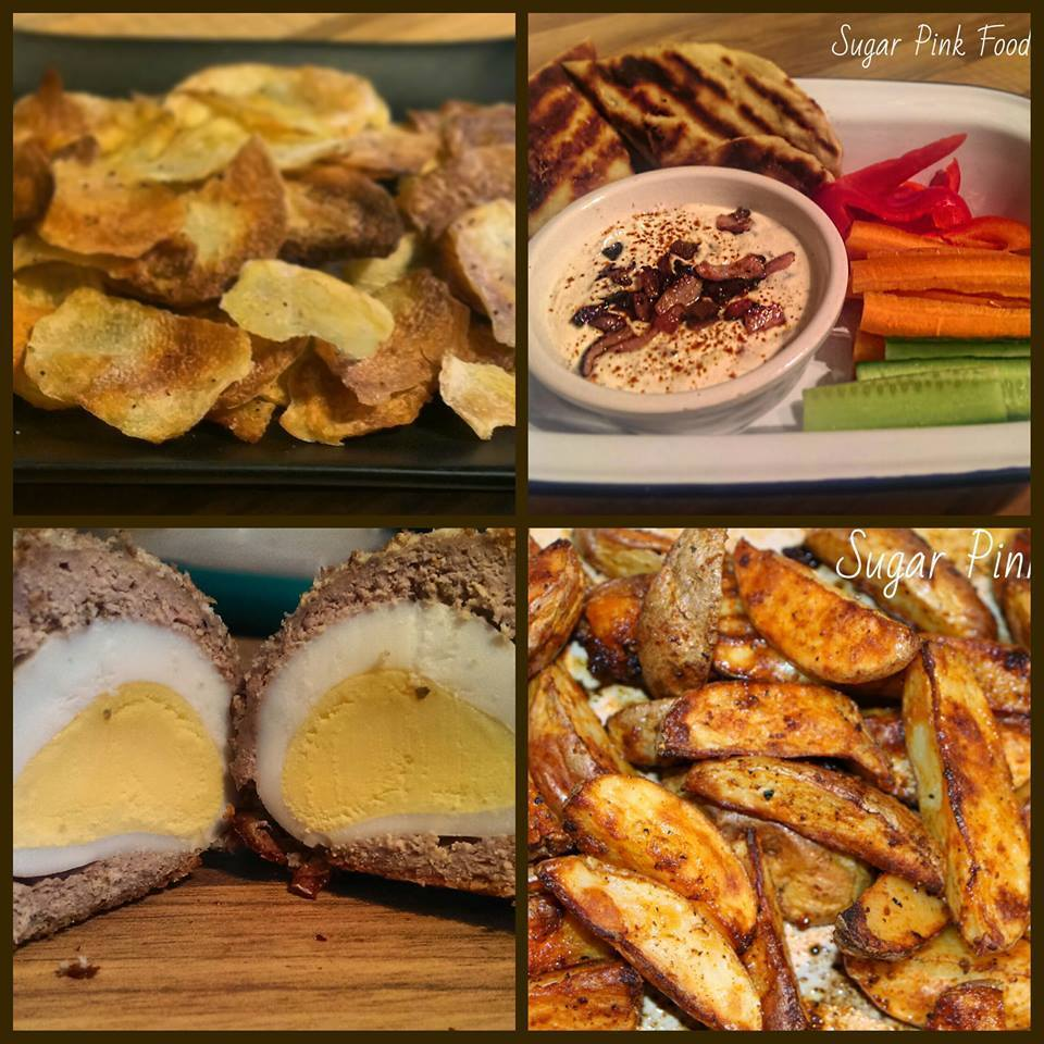 Slimming World Friendly Euro 2016 Snack Ideas!