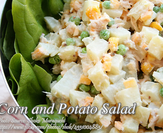 Corn and Potato Salad