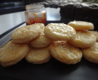 meerrettich cheese crackers