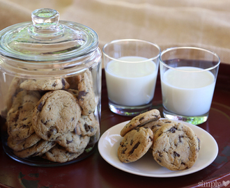Best Chocolate Chunk Cookie Recipe