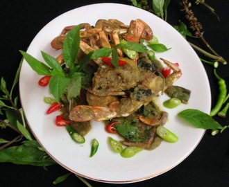 Thai Green Crab Curry