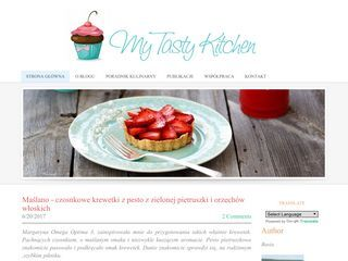 MY TASTY KITCHEN - blog