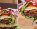 15 MINUTE KETO BREAKFAST BURGER RECIPE