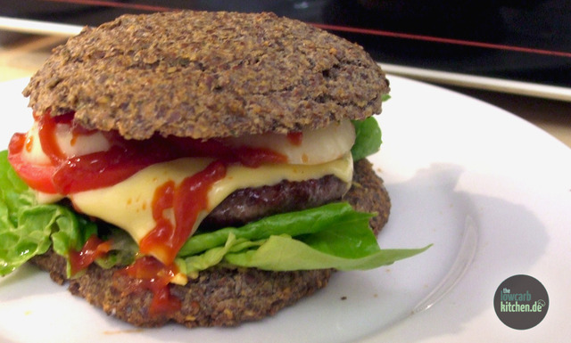 Low Carb Cheeseburger
