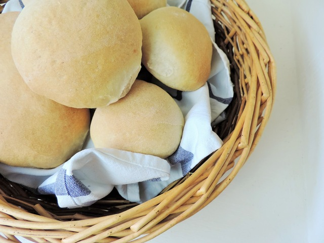 Everyday Bread Rolls