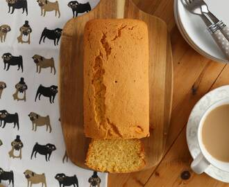 My Classic Gluten Free Madeira Loaf Cake Recipe (dairy free and low FODMAP)