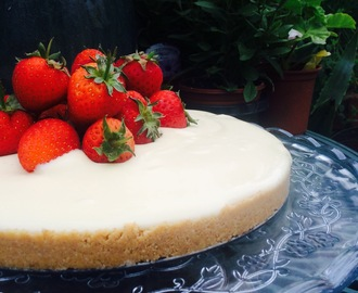 Lemon Curd Cheesecake…