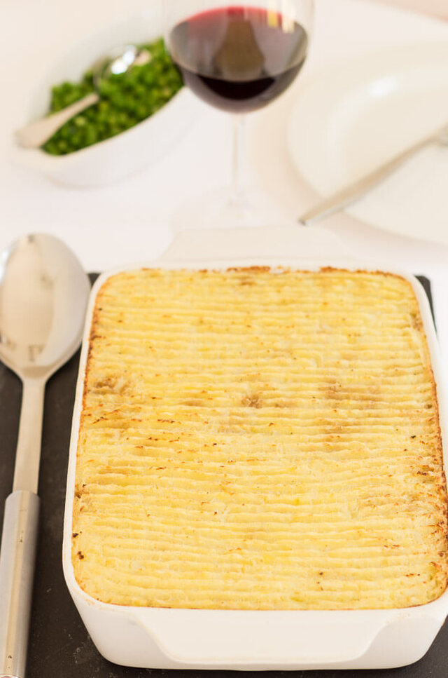 Vegetarian Quorn Cottage Pie