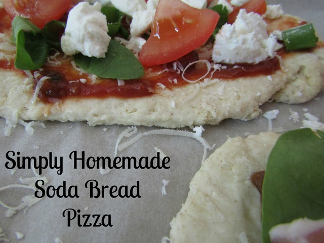 Soda Bread Pizza