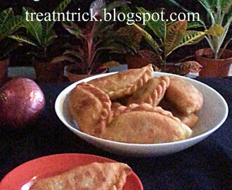 EGG CURRY PUFFS FROM SCRATCH