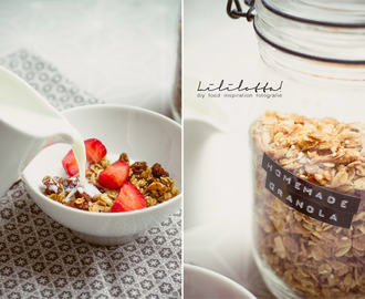 FOOD/Homemade Physalis-Granola & Degusta Box