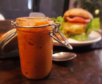 Best Ever Homemade Burger Sauce | Slimming World