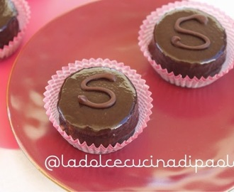 Sacher finger food