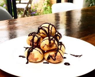 Low Syn Chocolate Profiteroles | Slimming World