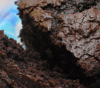 Dark Chocolate Chunk Zucchini Bread