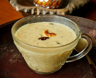 Ada Payasam Kerala Style (Made In Pressure Cooker)