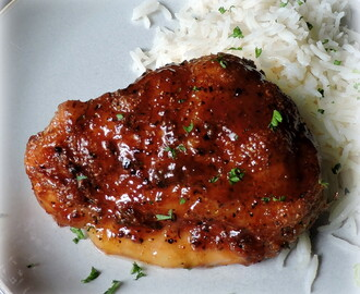 Sweet & Spicy Chicken Thighs