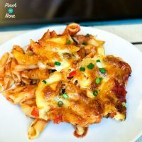 Syn Free Turkey Ratatouille Pasta Bake | Slimming World