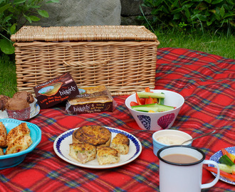 Picnic Time With Higgidy & Bananatella Muffin Recipe