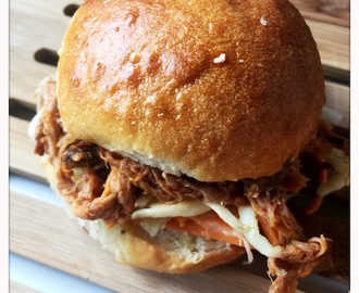 Recipe: Slow Cooker Pulled Pork