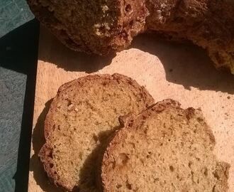 honey, caraway & beer bread