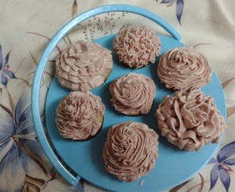 MINI CUPCAKES DE NUTELLA