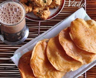 Quick Pappada Vada – Savory Fried Papadam Snack