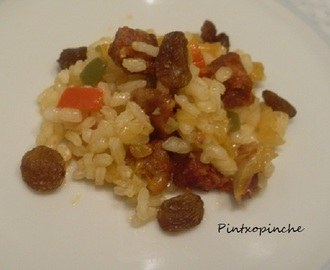ARROZ INTEGRAL AL CURRY GLUTEN FREE