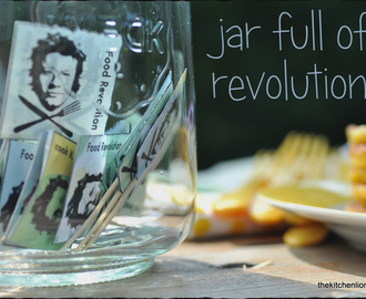 FFwD - Jamie Oliver´s Food Revolution Day 2014