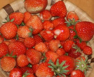 Using a Glut of Strawberries