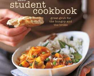 Book tip September 2017: The Student Cookbook (+ giveaway!)