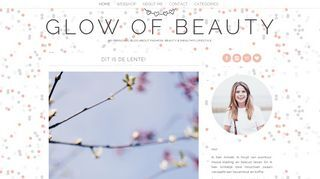 Glowofbeauty | Mijn persoonlijke blog over beauty, fashion, lifestyle en food