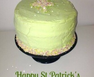 Happy St Patrick's Day Cake