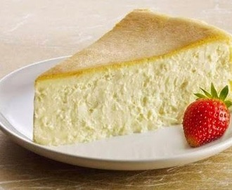 Cheesecake (low carb, clean eating, low fat)