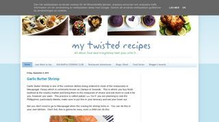 my twisted recipes
