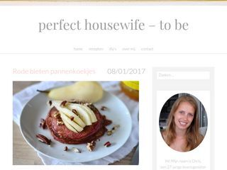 Perfect Housewife - to be