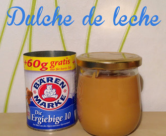 The easy way - Dulce de leche