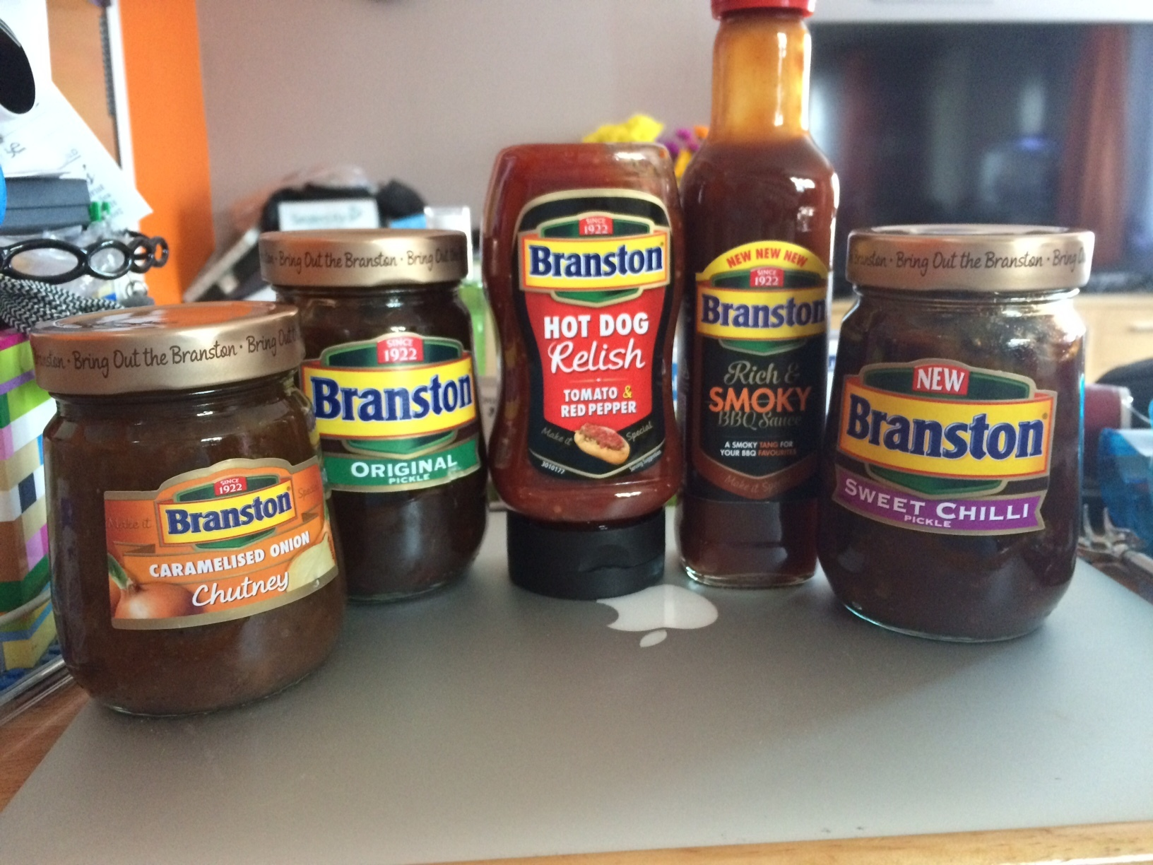 Bring on the Branston for Summer