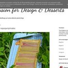 Passion for Design & Desserts