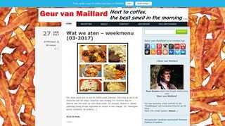 Geur van Maillard | Next to coffee, the best smell in the morningGeur van Maillard
