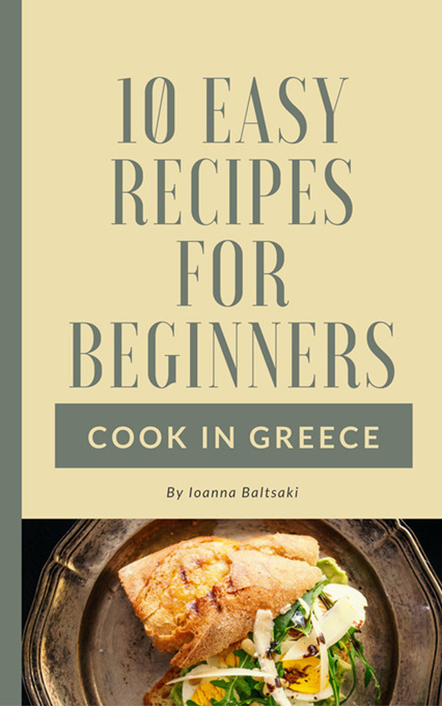 10 Easy Recipes For Beginners - eBook