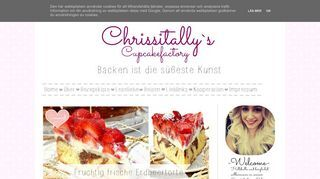 Chrissitally's Cupcakefactory