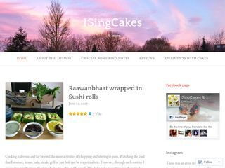 ISingCakes … & more