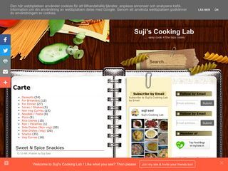 Suji's Cooking Lab