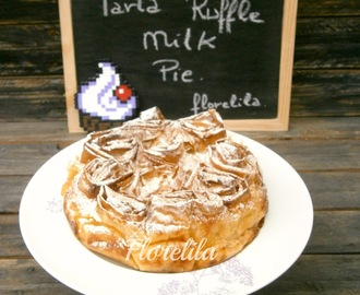 Tarta Ruffle Milk Pie.