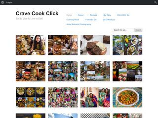 Crave Cook Click